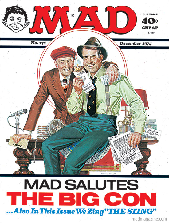 mad magazine the idiotical MAD Covers, Presidents, Politics, Richard Nixon, Norman Mingo, Nick Meglin, Classic MAD