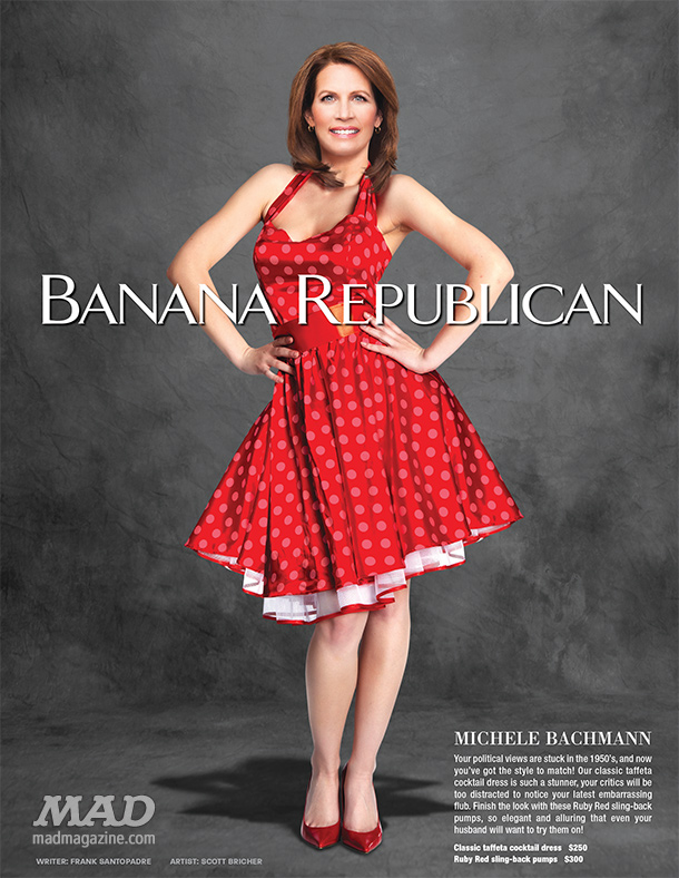 MAD About Obama — Banana Republican