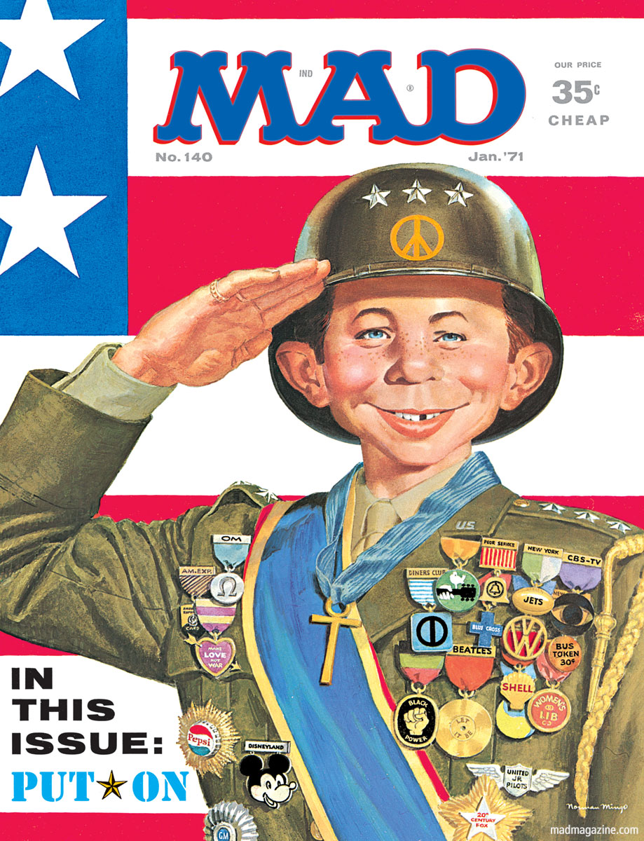 Image result for MAD magazine covers