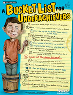 mad magazine underachievers bucket list thumbnail the idiotical