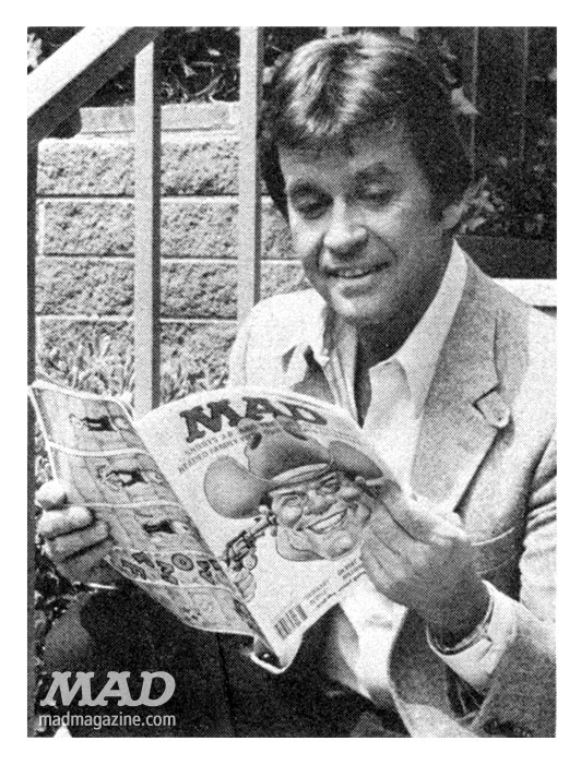 MAD Magazine Dick Clark Celebrity Snaps