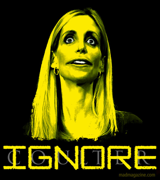 "MAD Magazine the idiotical Ann Coulter Calls President Obama a ""Retard"", MAD Responds Idiotic</body></html>"