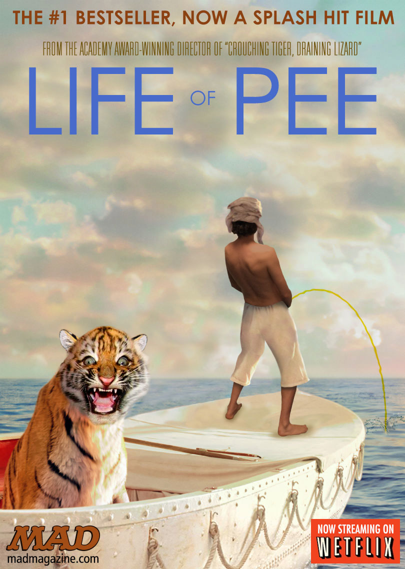 mad magazine the idiotical blog The Life of Pee: Now Streaming!</body></html>
