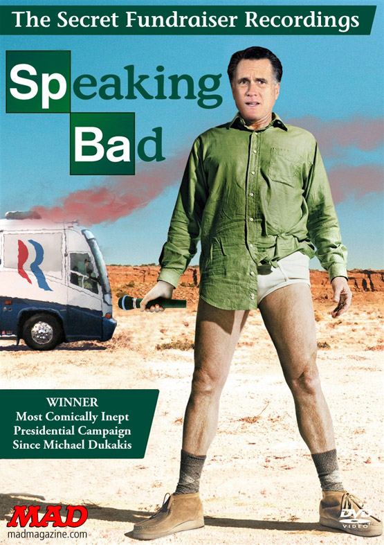 mad magazine the idiotical Mitt Romney's Latest Gaffe Inspires New AMC Series Idiotical Originals, </body></html>