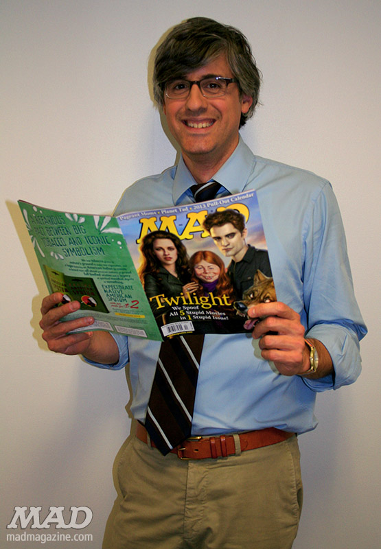 mad magazine the idiotical cbs sunday morning mo rocca celebrity snap