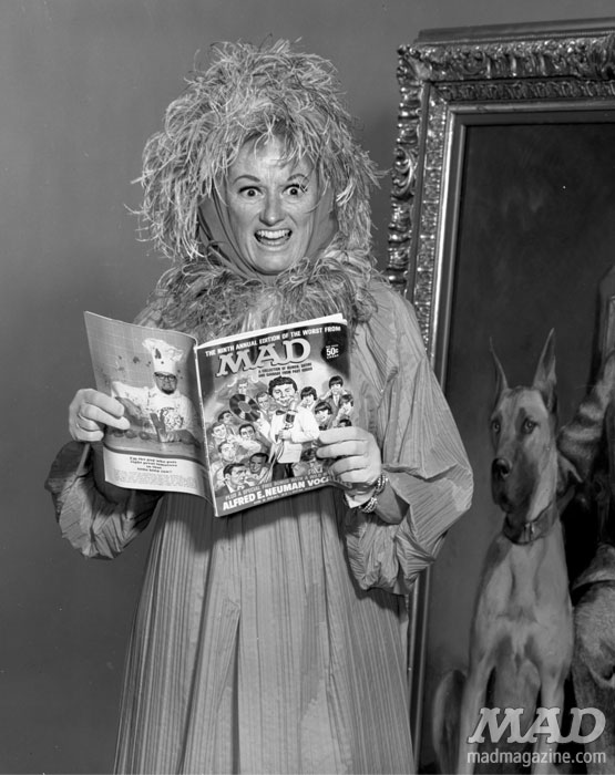 mad magazine the idiotical Celebrity Snaps, Comedians, Comedy, R.I.P., Phyllis Diller R.I.P. Phyllis Diller, Comedian