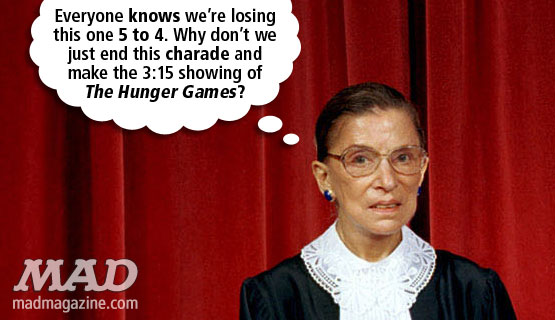 mad magazine supreme court justices thinking during obamacare ruling