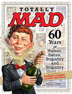 mad magazine the idiotical totally mad 60th anniversary book alfred e neuman