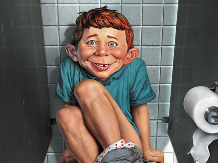 The Mad Bathroom Companion: Gushing Fourth Edition