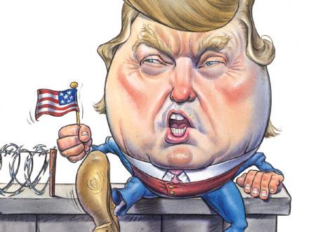 """""""Trumpty Dumpty"""": A MAD Nursery Rhyme"""