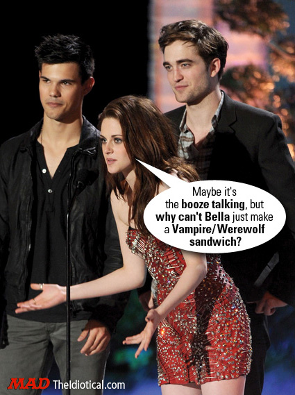 MTV Outtake Twilight
