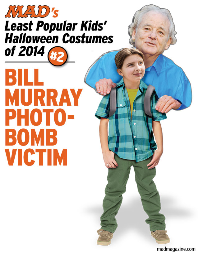 Holidays, Halloween, Costumes, Kids Costumes, Bill Murray, Photobomb