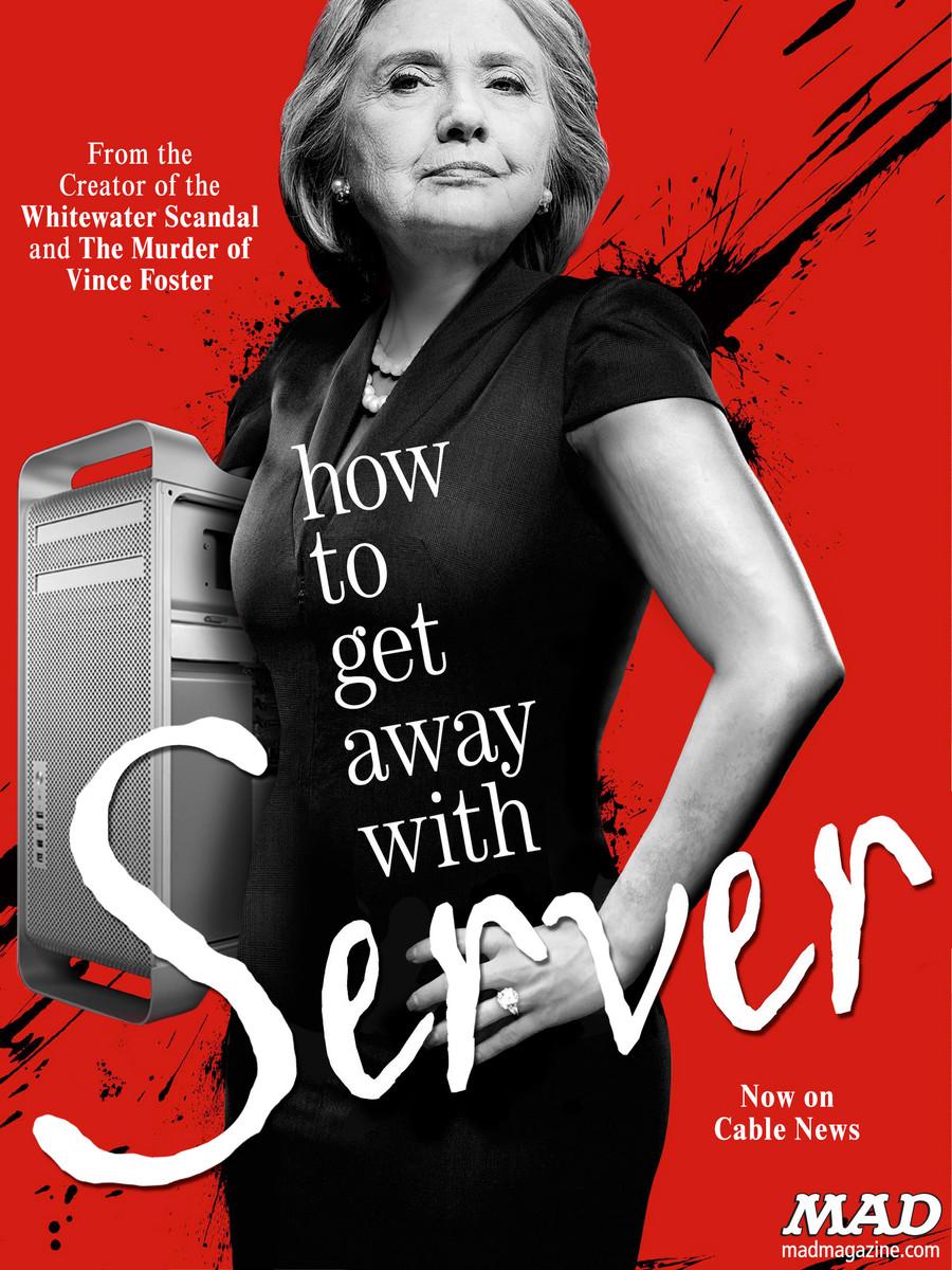 Hillary Clinton's Scandalous New Show