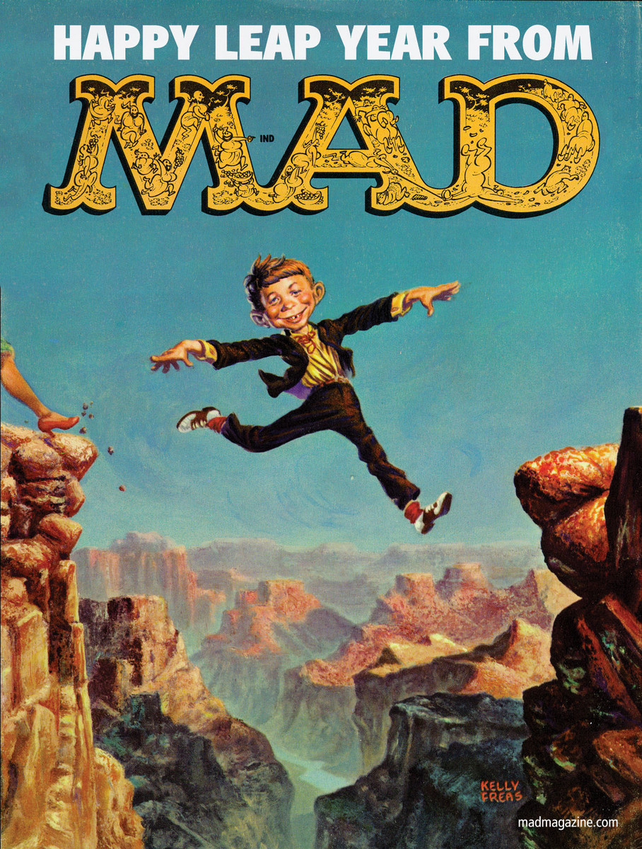 MAD Magazine Leap Year
