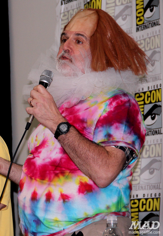 mad magazine mad about mad san diego comic-con 2016 stoned williams shakespeare sam viviano