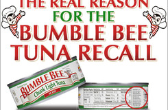 MAD Magazine The Real Reason for the Bumble Bee Tuna Recall