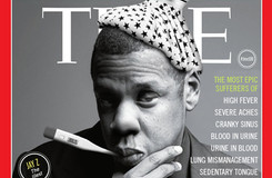 "Time Magazine's ""100 Most Influenzal People"" Cover"