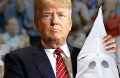 MAD magazine, Donald Trump, KKK, white supremists, nazis