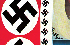 MAD magazine, white supremacists, nazis, racists, toilet paper