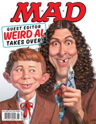issues mad magazine