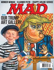 Image result for mad magazine 2018